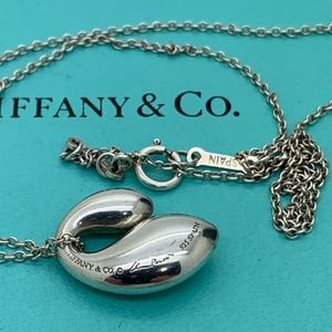 "Tiffany & Co.925 E.Peretti 16"" Necklace"